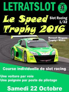 Speed Trophy 2016