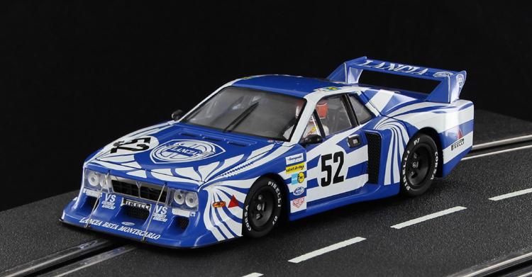 Sideways SW26 Beta Montecarlo Gr.5 Le Mans 24hrs 1980
