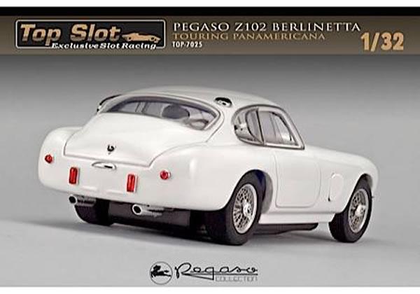 Top Slot la Pegaso Z-102 Berlinette Panamericana TOP-7025