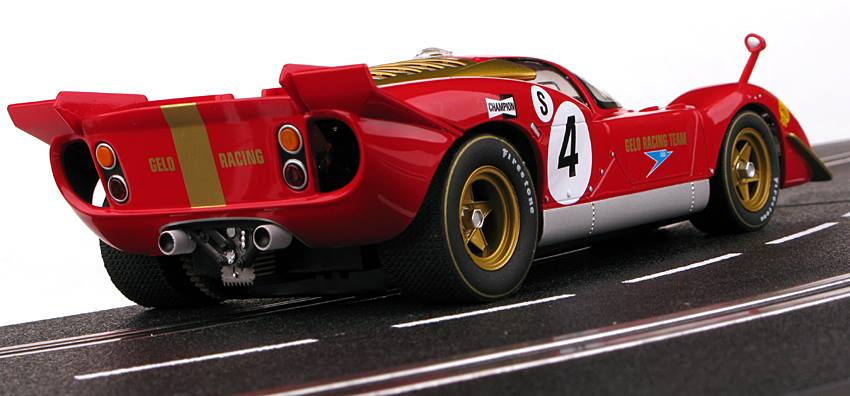 Carrera Ferrari 512S Berlinetta 24 Heures Daytona
