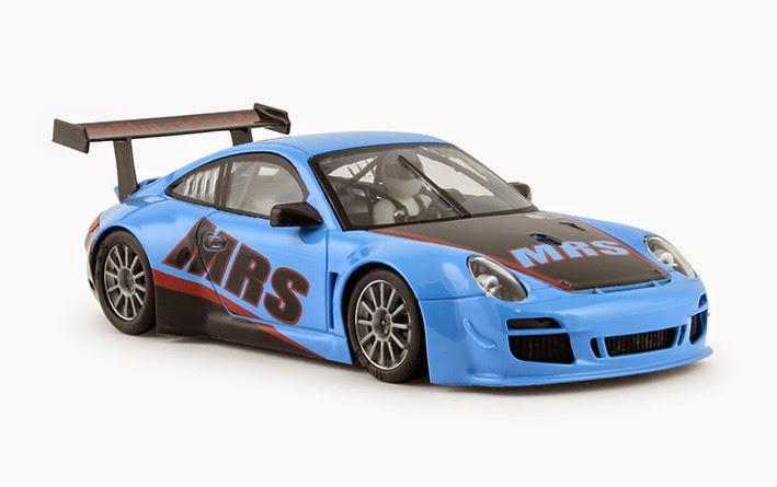 NSR Porsche 997 1176AW