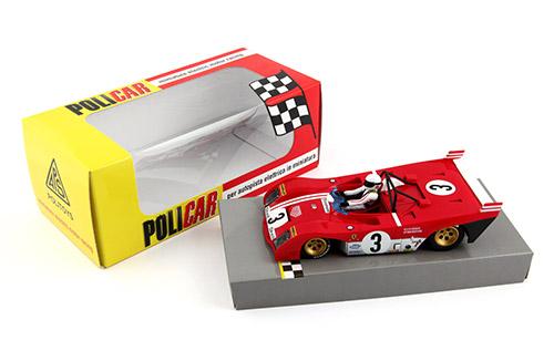Ferrari 312 PB Policar