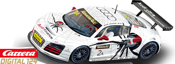 Carrera - l'Audi R8 LMS GT3 Team Phoenix