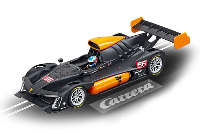 Carrera la Green GT H2 (30667) pour le slot est annoncée