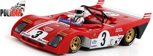 Policar: Deux Ferrari 312 PB Sont annoncées