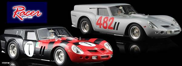 Racer: Deux nouvelles versions de la Ferrari 250GT Breadvan
