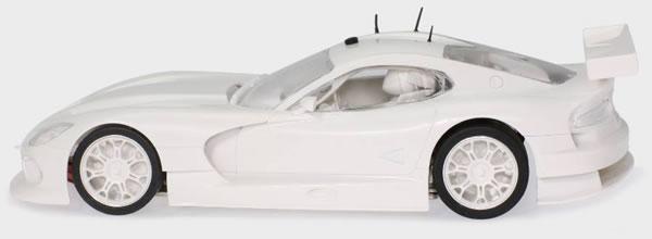 Scaleauto : le kit blanc de la RT Viper GTS-R - SC-7042