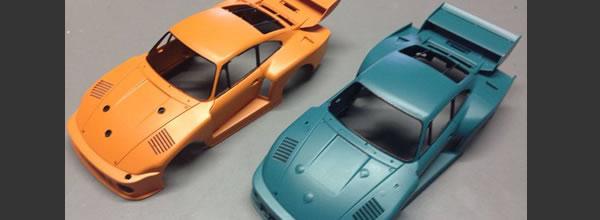 Sideways Les Porsche 935-77a et Kremer K2 cet automne