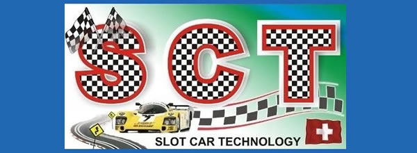 Slot Car Technology: le Power Track Controller