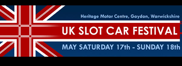 MSC Competition: MG Metro 6R4 Donegal 2006 – UK Slot Car Festival 2014