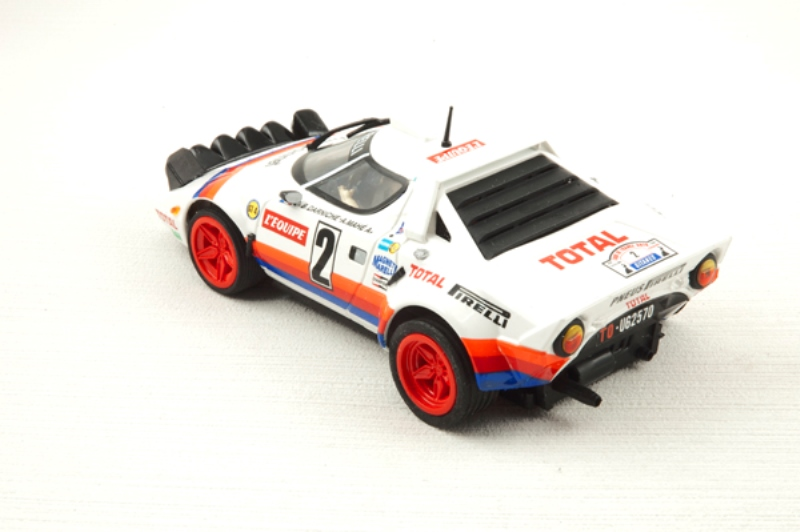 TeamSlot - Lancia Stratos Tour de France