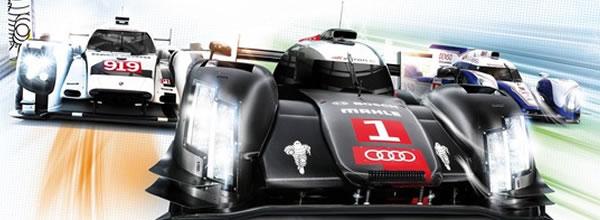 24H du Mans 2014 : Toyota, Audi, Porsche le trio de choc