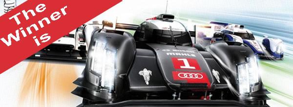 24H du Mans: Audi remporte l'édition 2014