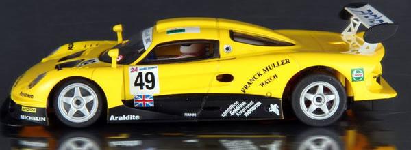 Avant Slot Uk présente sa Lotus Elise GT1 Le Mans 1997