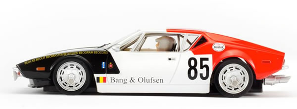 MSC Competition: De Tomaso Pantera Gr3 Bang & Olufsen