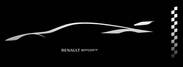 Renault: un nouveau bolide pour Le Renault Sport Trophy