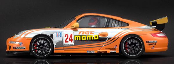 Scaleauto: la Porsche 911 RSR Momo 1/24 SC7033