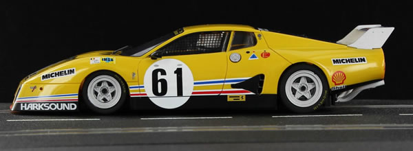 Sideways - Ferrari 512bb Ecurie Francorchamps SW30