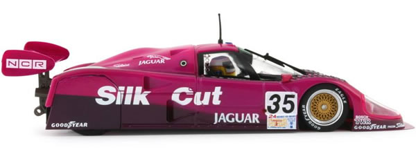 Slot it La Jaguar XJR12 Silk Cut le Mans 91 Sica13c
