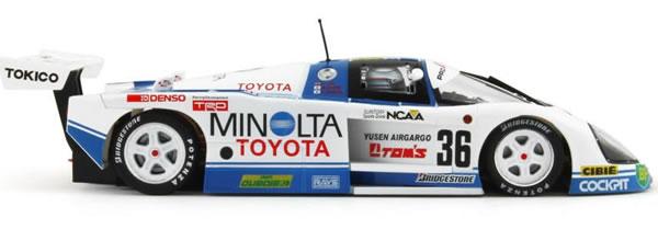 Slot.it la Toyota 88C Minolta le Mans 88 Sica19D