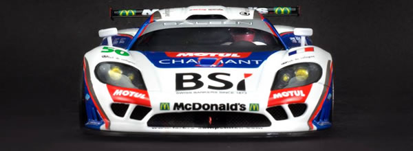 Arrow Slot: la Saleen S7-R Le Mans 2010 « AR-1001D » arrive