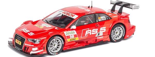 Carrera Audi A5 DTM Molina 2013