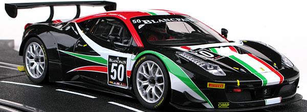 Carrera la Ferrari Italia GT3 Blancpain D124