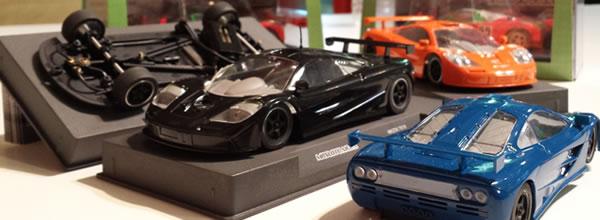 Mr Slotcar: Dévoile une McLaren F1 GTR