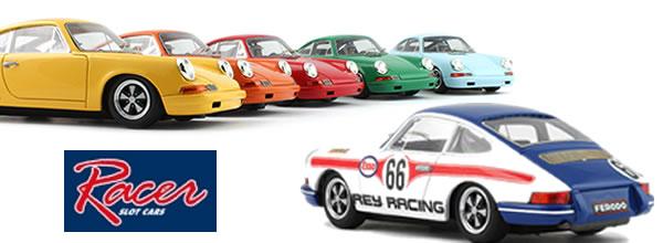 Racer Silverline: Six Porsche 911S dont la Rey Racing Le Mans 24hrs 1971