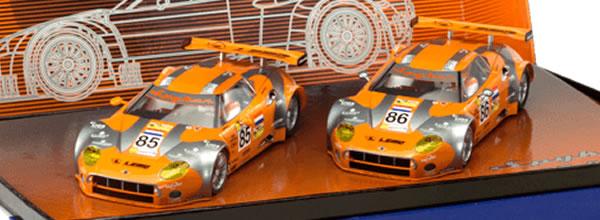 Scaleauto Le coffret Spyker C8 GT2R disponible en Aout