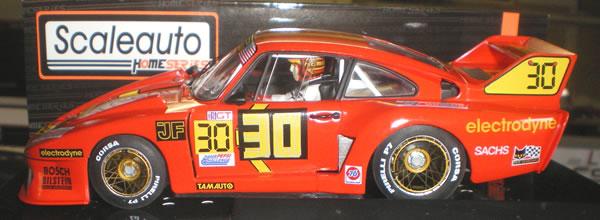 Scaleauto Porsche 935J 24h Daytona 1980 Electrodyne SC-9101 Home Series