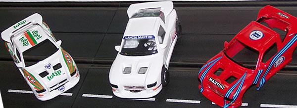 Transkit Un kit de Lancia ECV2 pour le slot