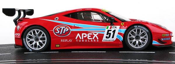 Carrera la Ferrari 458 Italia GT3 AF Corse D124 D23804