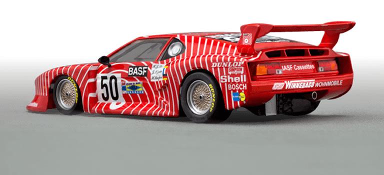 Scaleauto La BMW M1 BASF Le Mans 1981 SC6049