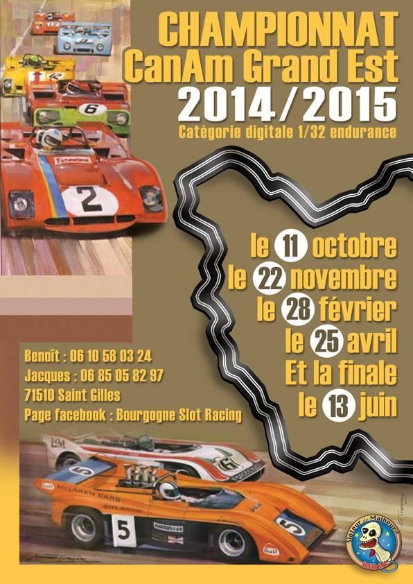BSR21 Organise son premier championnat le Can Am