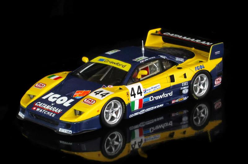 FERRARI F40 Le Mans96
