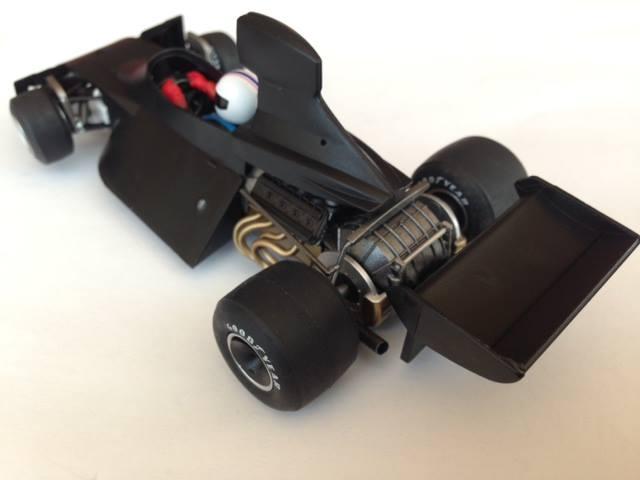 Flyslot La Brabham BT44 pour le slot se dévoile