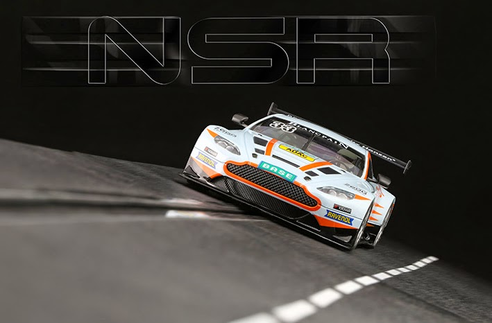 ASV GTE Young Driver #33 Adac GT Masters 2012 NSR 118AW