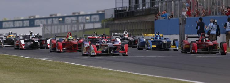 Formule E Championnat du monde  de voitures électriques