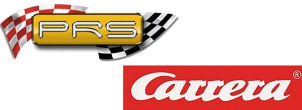 PRS Carrera des voitures Carrera avec châssis alu RTR