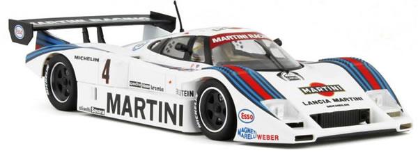 Slot it la Lancia LC2 Martini Monza 1986 CA21d