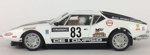 MSC Competition: De Tomaso Pantera Gr3 Vinatier TdF 1973