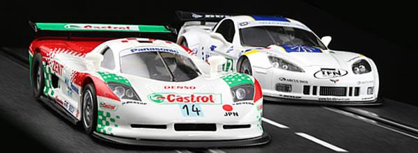 NSR:  Deux nouveaux bolides sur les circuits en octobre!