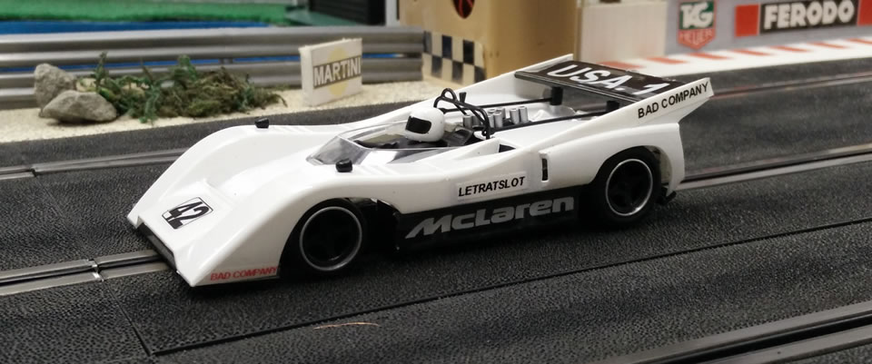 Mclaren Slot it Can AM USA Team