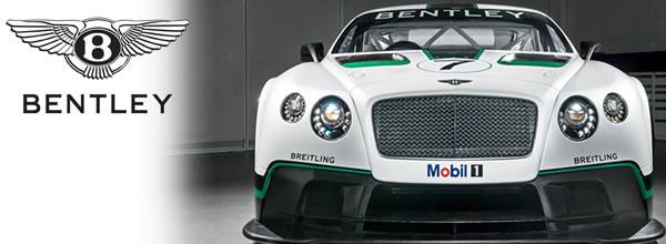 Scalextric La Bentley Continental GT3 arrive