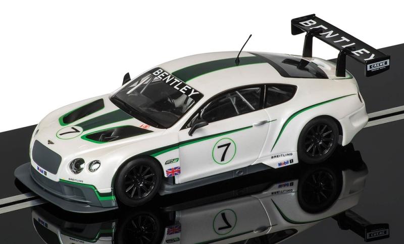 Scalextric Bentley Continental GT3 - C3514