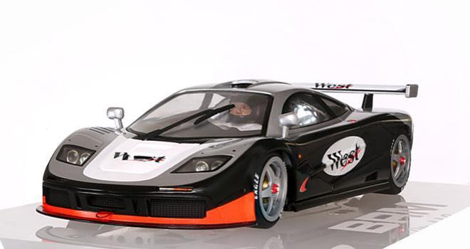 BRM McLaren F1 GTR #51 TEAM MACH ONE RACING