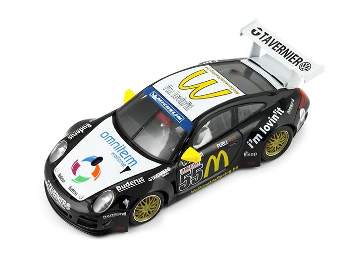 NSR Une nouvelle Porsche 997 GT3 RSR en approche