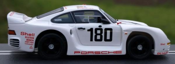 Le Mans miniatures: La Porsche 961 Le Mans 1986
