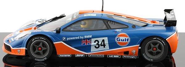 Mr Slotcar: Deux McLaren F1 GTR en approche